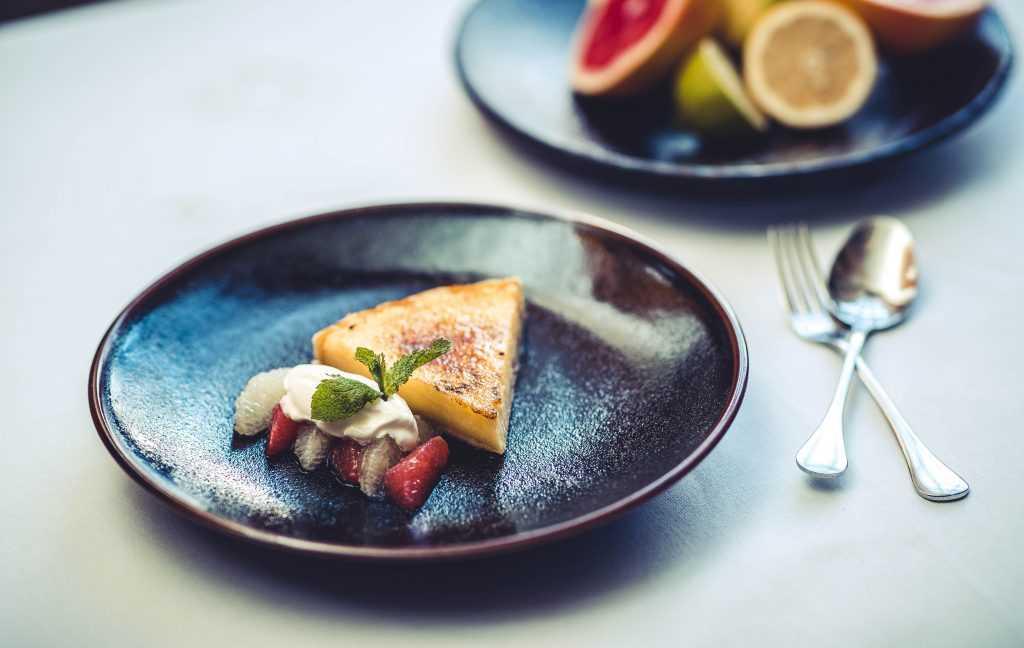 The Cookery School tart