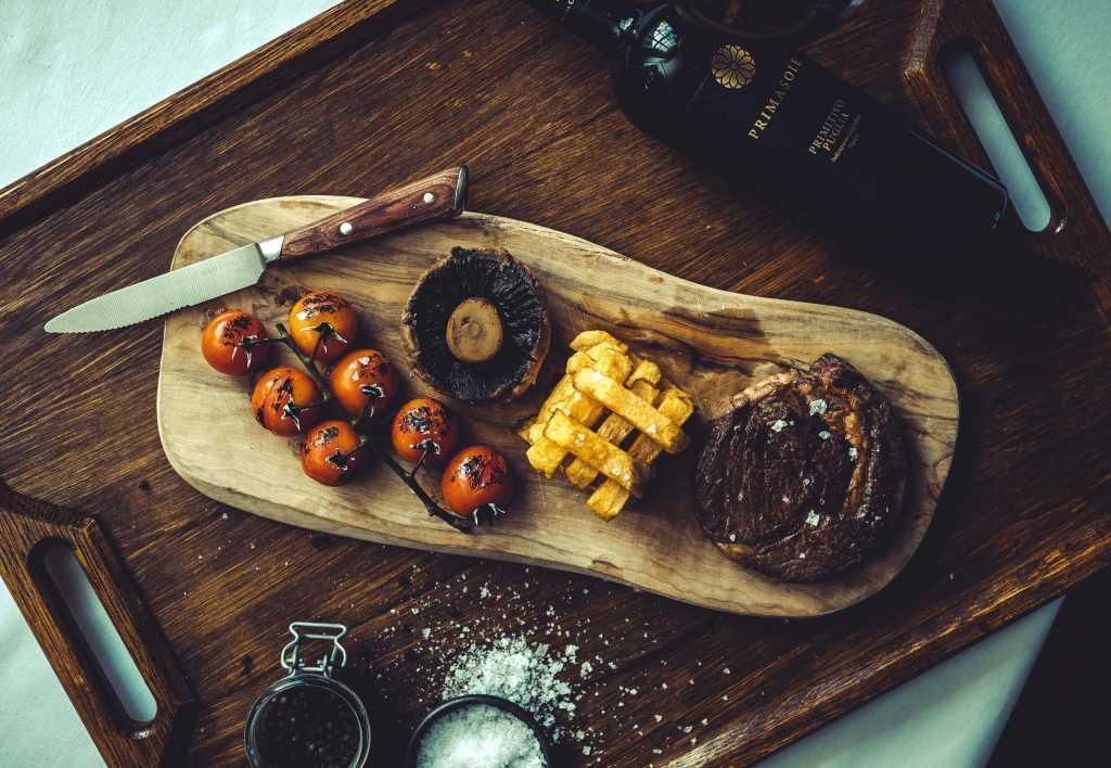 The Cookery School Quick Steak Classes