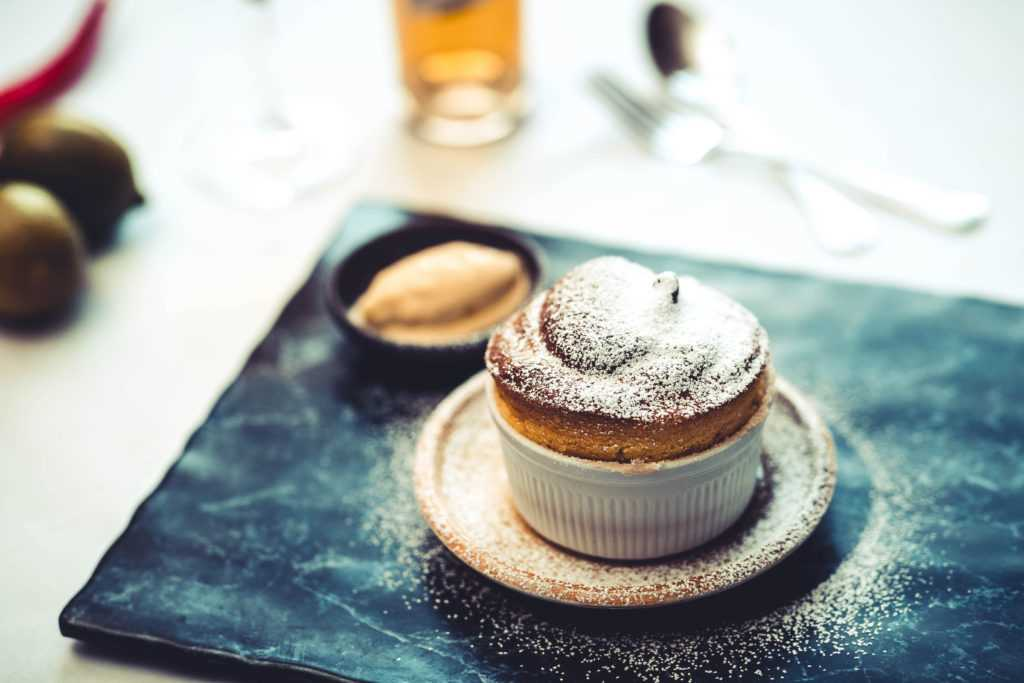 The Cookery School souffle