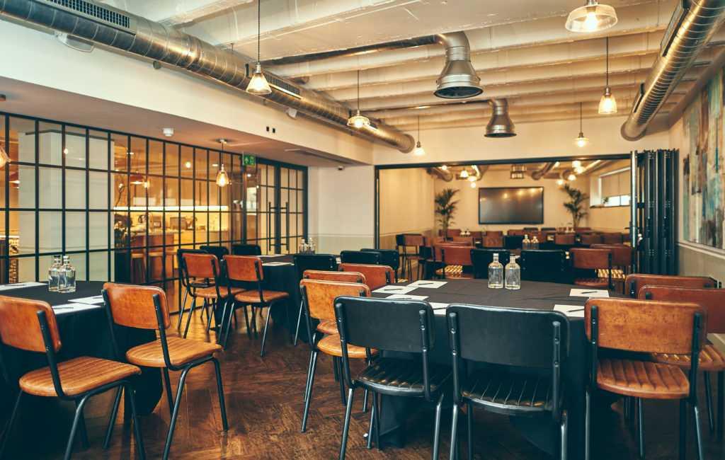 The Cookery School meeting room