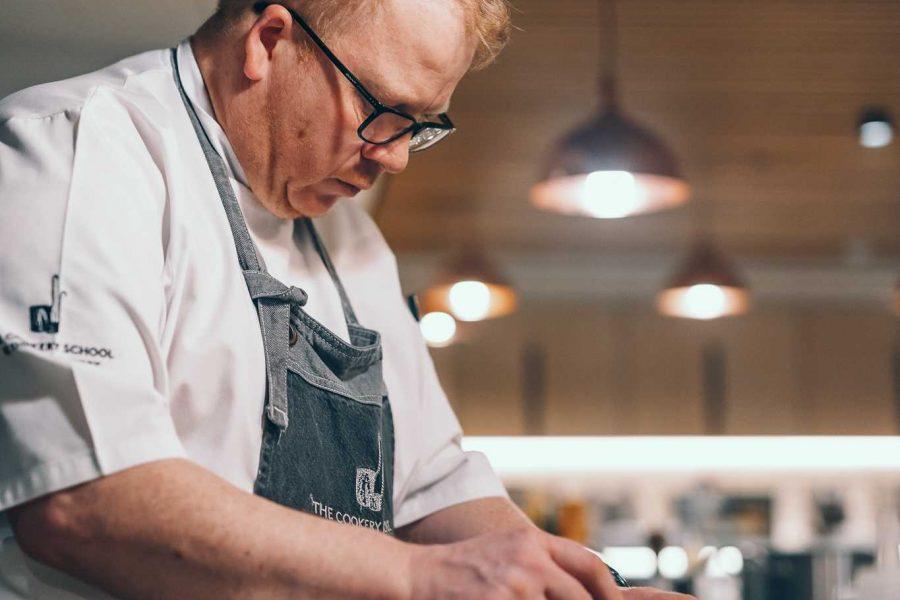 The Cookery School Teacher