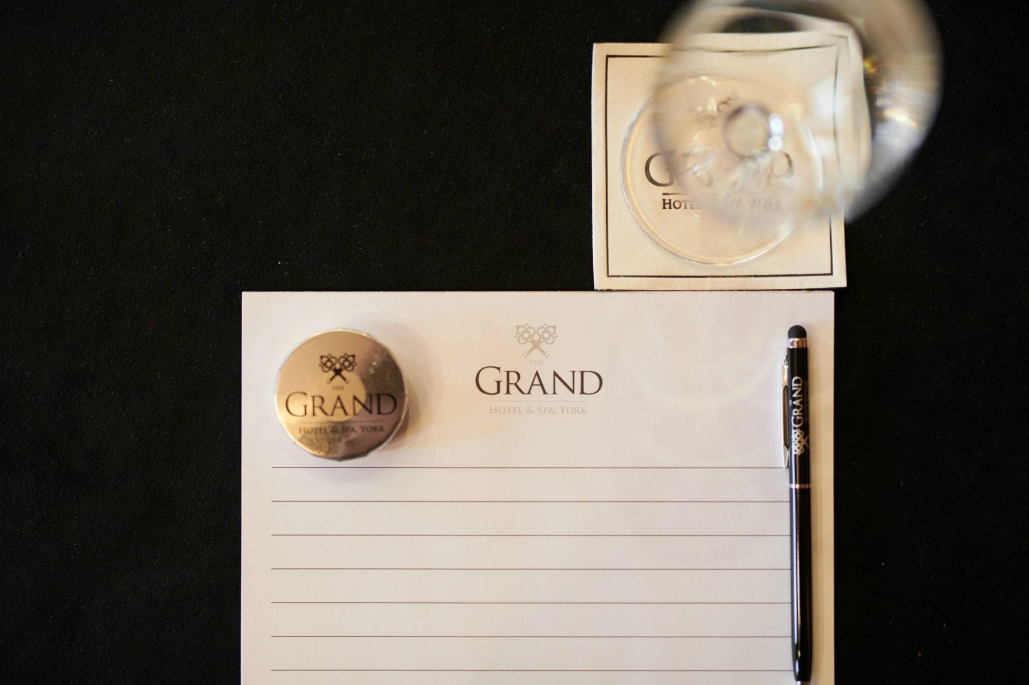 The Grand Notepad