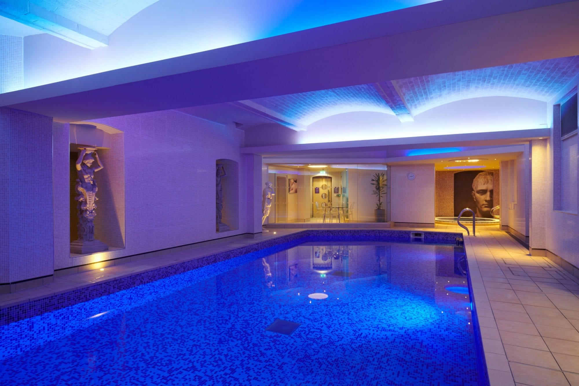 The Grand Spa Swimming Pool
