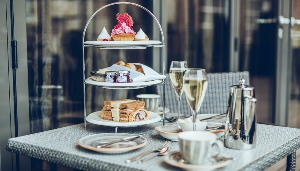 Afternoon Tea at The Grand