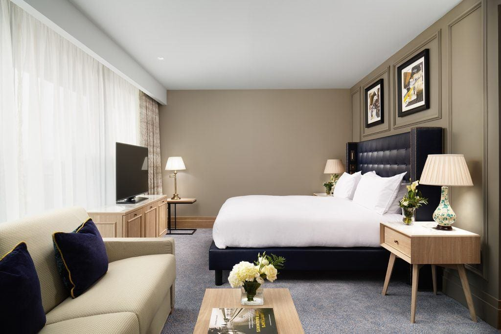 The Grand Executive Double Bedroom