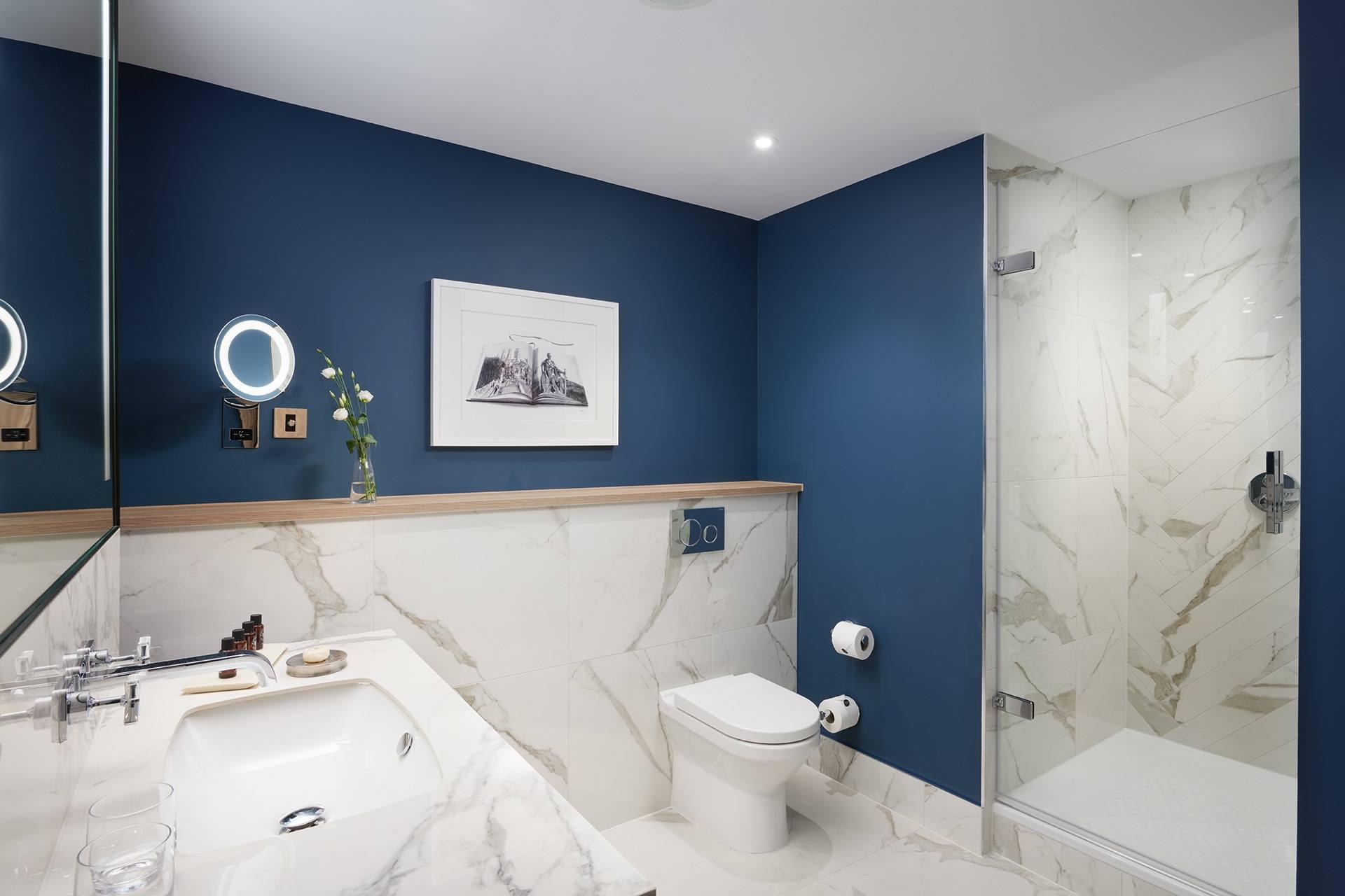 Executive Double – Bathroom – 450