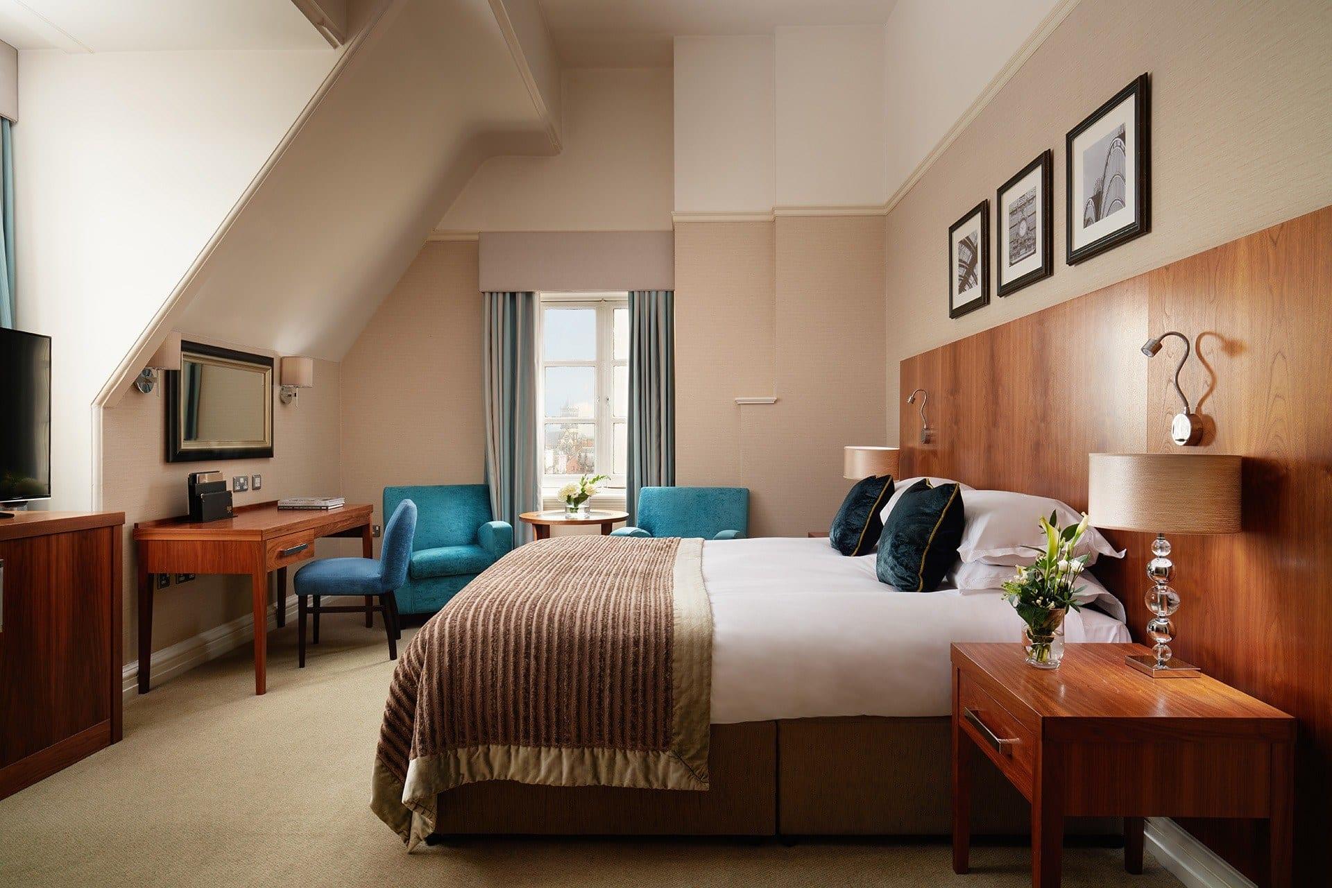 Executive double – 424 Bedroom