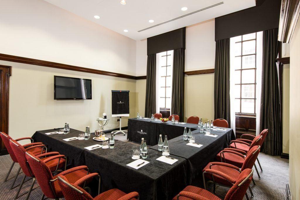 The Grand gibb leeman and ridley meeting room