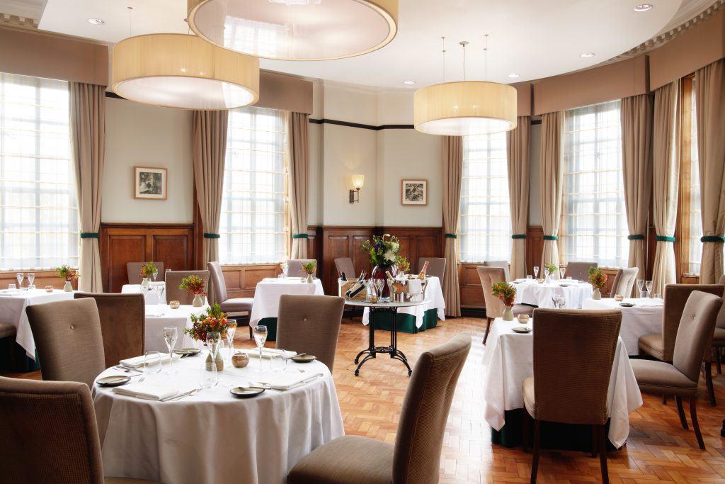 The Grand hudson restaurant