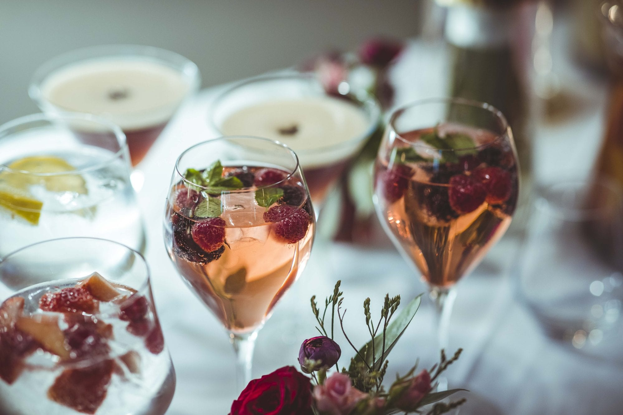 The Grand Wedding Drinks