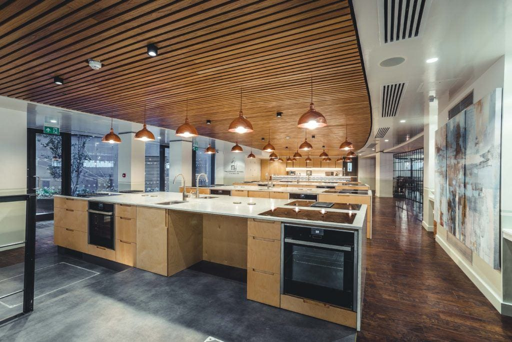 The Cookery School Complete Interior
