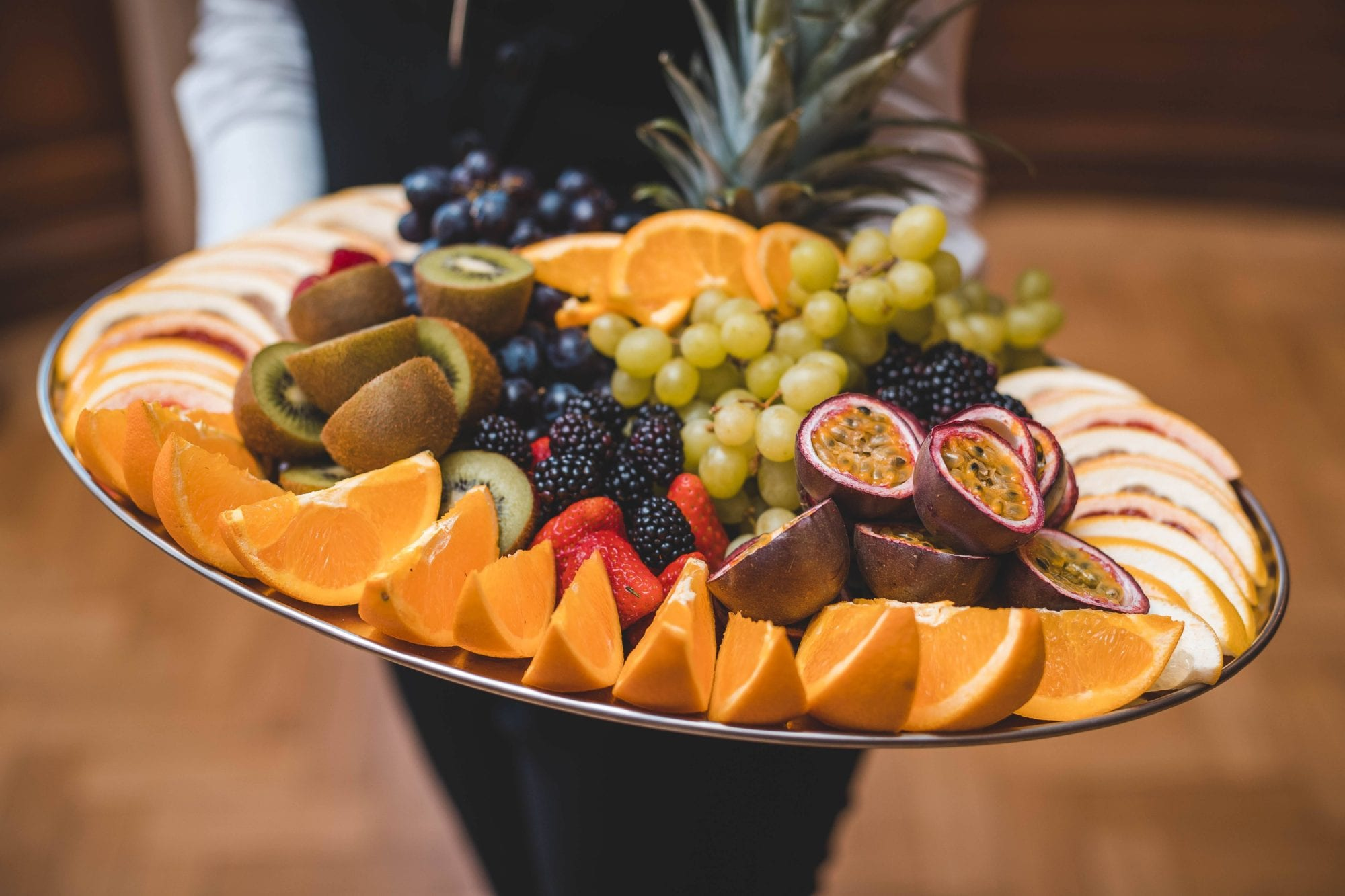 The Grand Wedding Fruit Platter