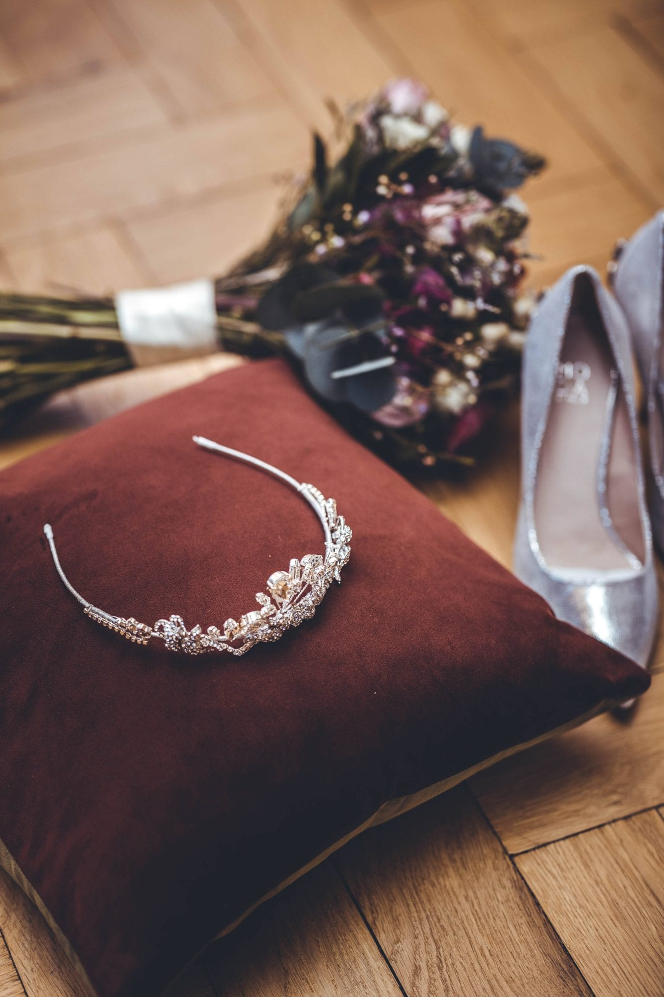 The Grand Wedding Tiara