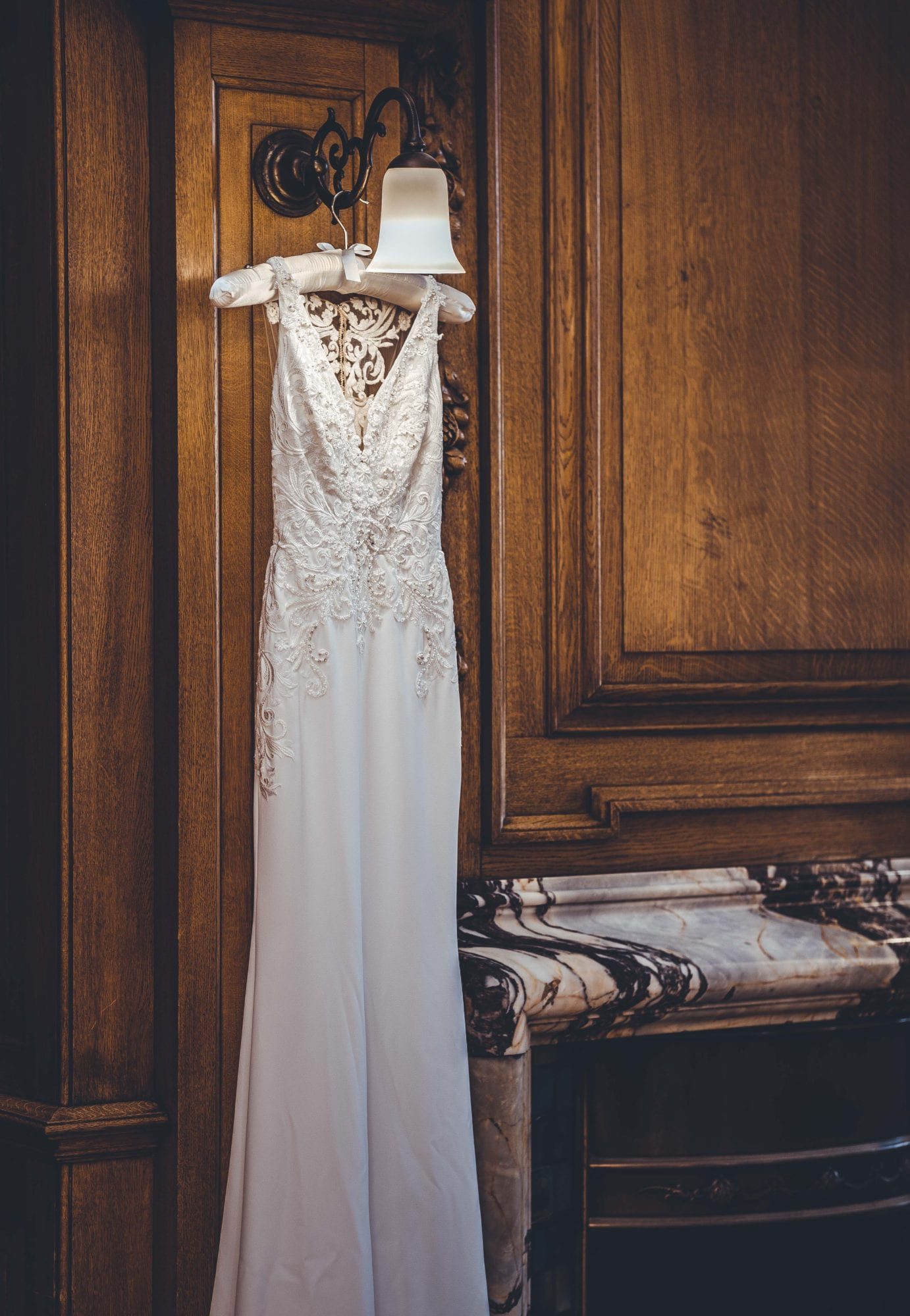 The Grand Wedding Dress