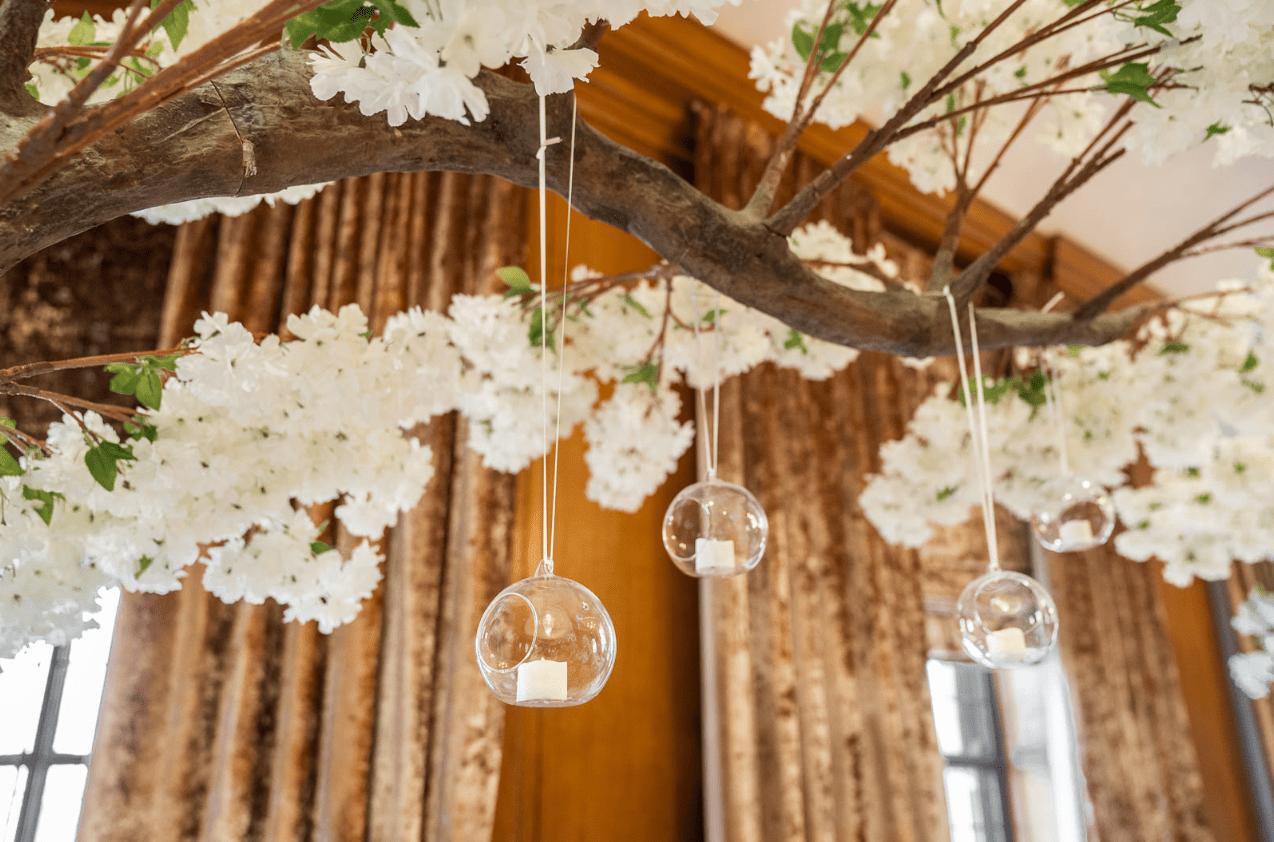 Blossom Tree Detail