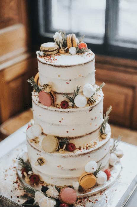 Liberty's Wedding Cake