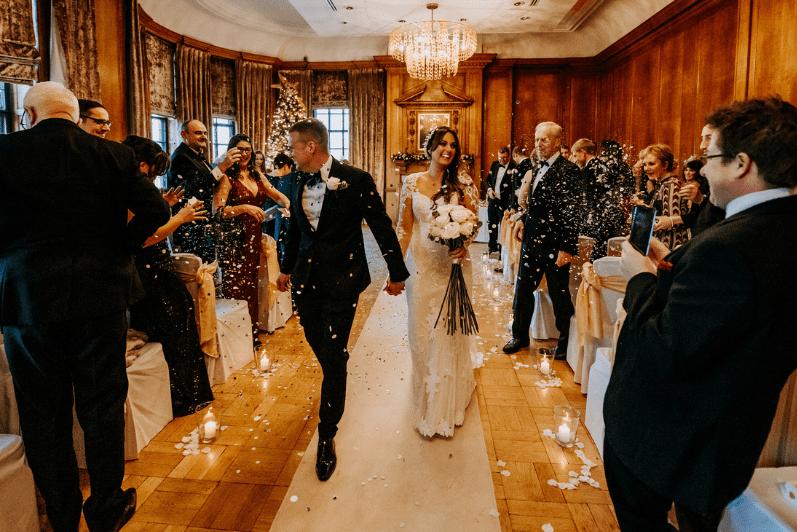 The Grand Wedding Ceremony Celebration