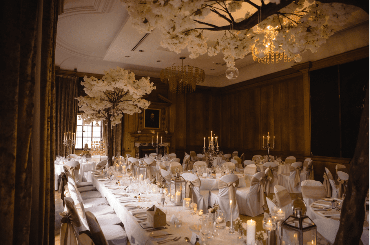 Grand Boardroom Wedding Breakfast
