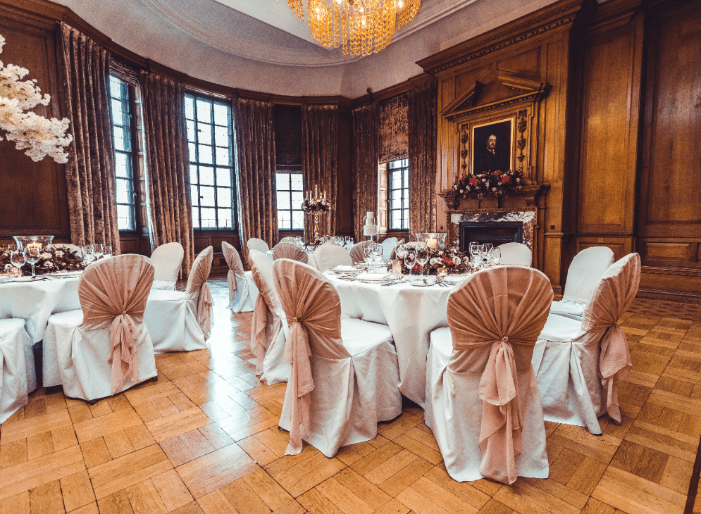 Weddings at The Grand