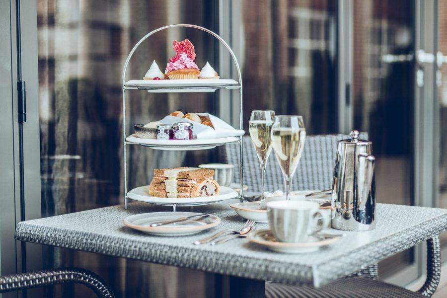 The Grand afternoon tea