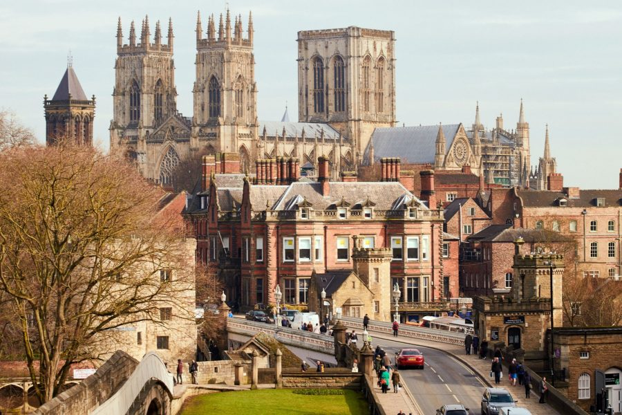 Discover The Grand Hotel York