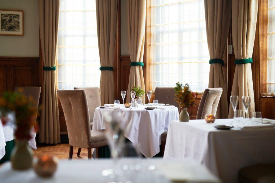The Grand Hudson Restaurant Detailed Shot