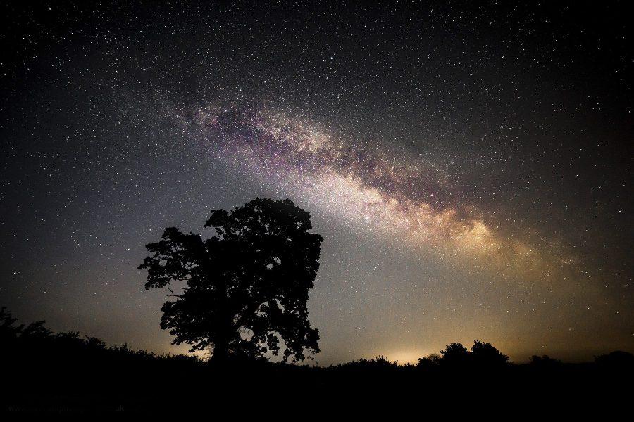 Milky Way over NYM Steve Bell - NYMNPA