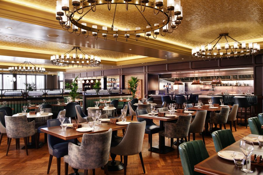 The Rise Restaurant - The Grand Hotel