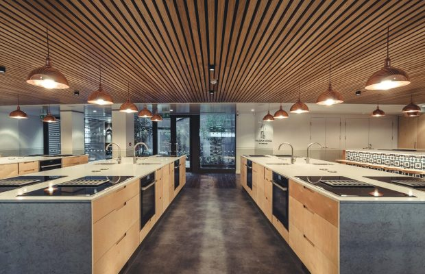 The Cookery School Work Station Interiors
