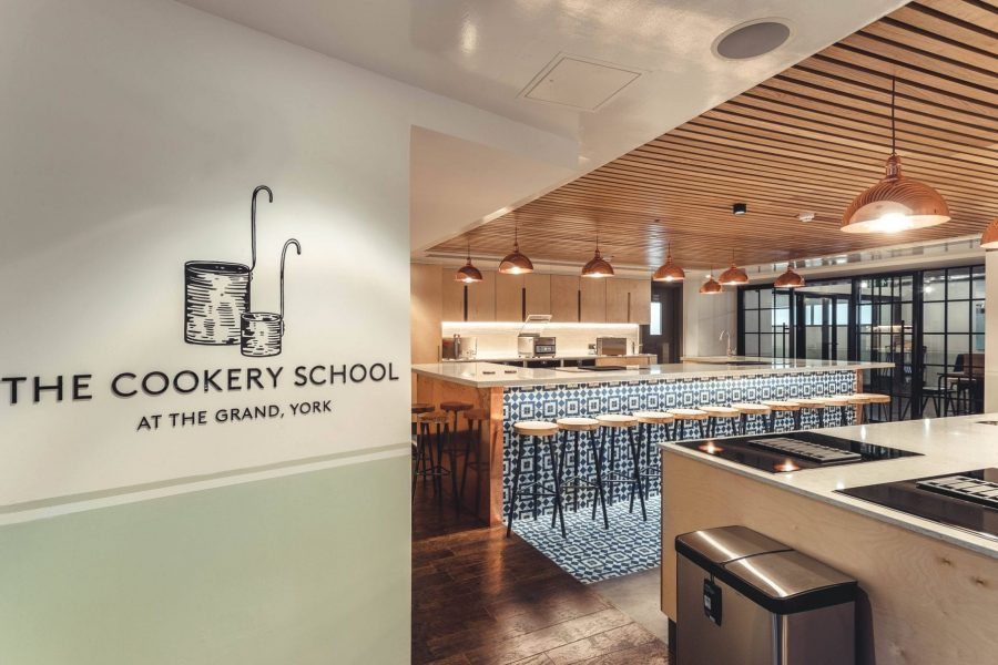 The Cookery School Work Interior