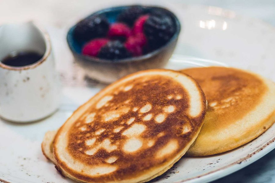 The Grand Pancakes