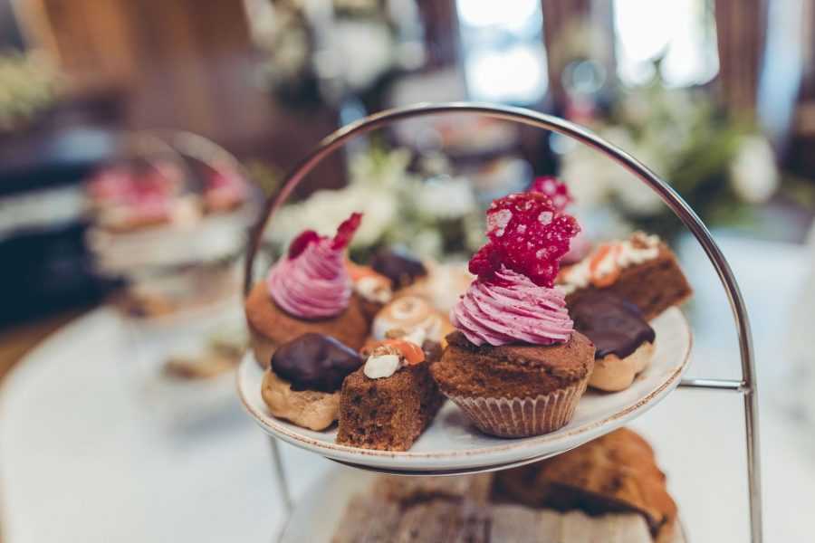 The Grand Afternoon Tea Cakes