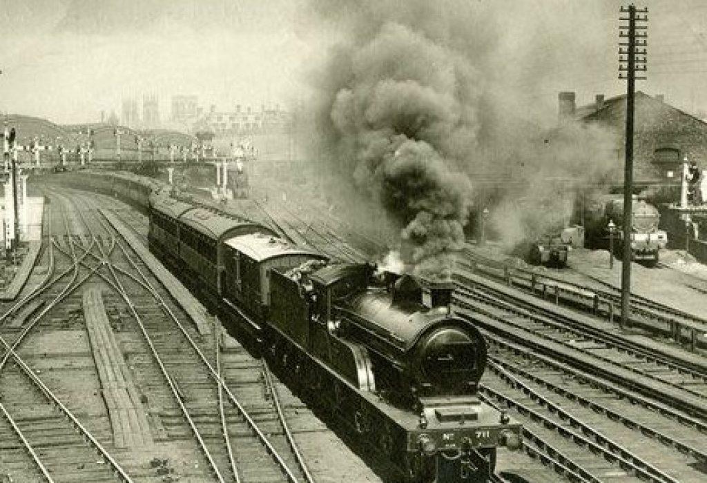 The Grand York Train Station
